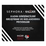 Sephora x KAGİDER Kadın Girişimcileri Geliştirme Programı